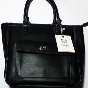 Genuine Miztique  Large Tote Shoulder Handbag